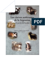Cérvidos de La Argentina