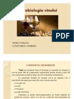 Microbiologia vinului