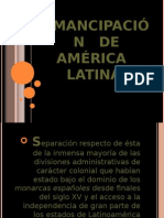 emancipacion america latina pp.ppt
