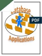 database applications binder