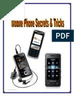 Mobile Phone Secrets and Tricks