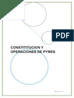 CONSTITITUCION Y OPERACIONES DE PYMES.docx