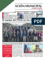 Información Municipal de Collado Villalba (Mayo 2015)