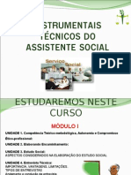 1 Instrumentais Técnicos Do Assistente Social