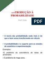 1 - Introducao a Probabilidade
