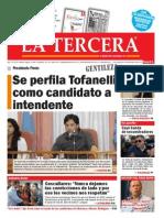 Diario La Tercera 19.05.2015