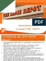 Home Depot Presentacion...pptx