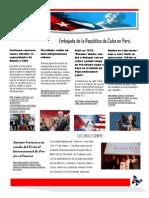 Boletín Cuba de Verdad Nº 85-2015