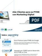 Seminario Marleting Digital