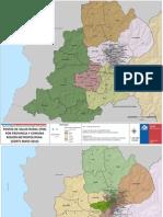 Mapa Postas Rurales Por Provincia y SNSS Mayo 2014