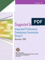 Sa Ipcc Group-II Nov. 2009