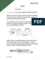 Waves - Worksheet 2 | Waves | Wavelength