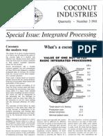 Coconut Industries Quarterly No 3 1981