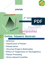 (4)Polymeric Materials