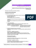 7 - Regulação Da Síntese de Ácidos Graxos e Síntese de TAG
