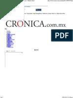 Las Claves Para Avanzar en México - Manuel Añorve Baños