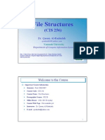 0 - Introduction to Course File Structures