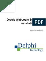 WeblogicInstallGuide-12c