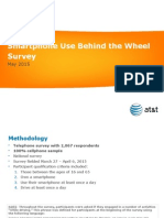 2015 AT&T Smartphone Use Survey