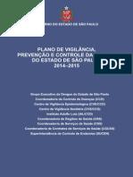 Plano Estadual Dengue 2014.2015
