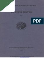 A hoard of 'porcupine' sceattas / D.M. Metcalf