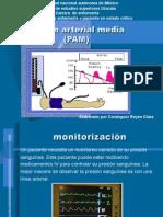 Presión arterial media