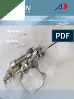 Adenta Hycon User Manual