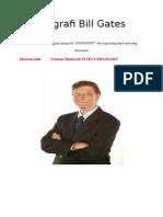 Biografi Bill Gates