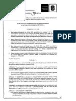 Res 982 de 2015 Convocatoria Elección