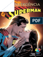Convergência - Superman #01