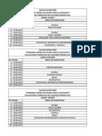 Evaluaciones Formativas 2 p Cronograma