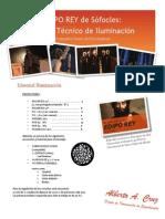 Dossier Iluminacion