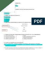 Cuestionario Final Proyectos