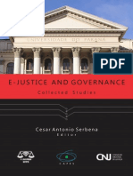 E-JUSTICE AND GOVERNANCE