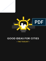 Boas Ideias Para Cidades - eBook