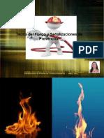 Teoría del Fuego y Señales de Prevencion