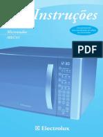 Manual Microondas