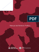 Manual Del Perfecto Politico - 100 Consejos Para Candidatos