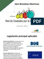Informe Bicicletas Eléctricas Octubre 2014 RCxB