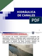 4 - Hidráulica de Canales (Flujo Uniforme y Crítico)