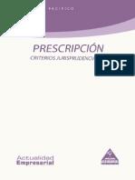 Trib 07 Prescripcion Criterios Jurisprudenciales (1)