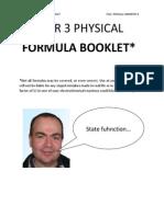 year 3 formula