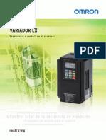 CD ES 01 LX Brochure