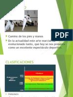 Preparacion Taekwondo