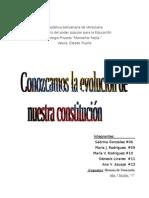 Proyecto de Historia de Venezuela.