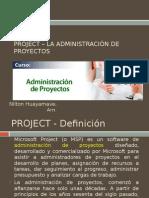 Curso Project Adm de Proyectos