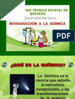 1. Introduccion a La Quimica