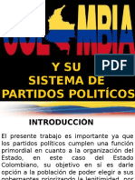 Colombia y su sistema de partidos politicos