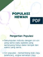 POPULASI ekolum