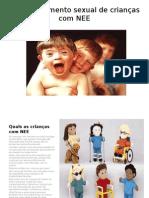 Desenvolvimento Sexual de Crianças Com NEE